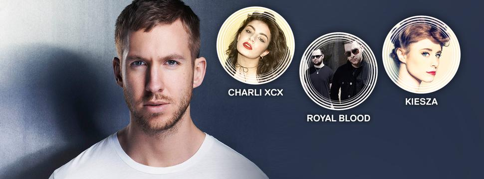 MULTI AWARD WINNING DJ, PRODUCER AND SONGWRITER CALVIN HARRIS SET TO IGNITE THE 2014 MTV EMA