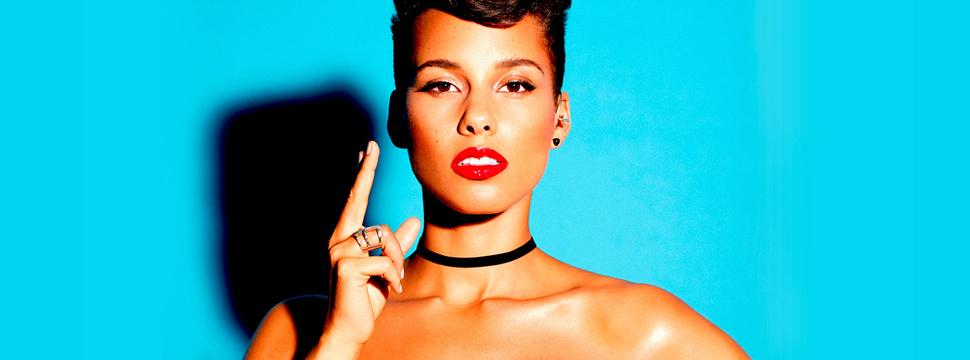 ALICIA KEYS CONFIRMED FOR SPECIAL PERFORMANCE ON THE 2014 MTV EMA