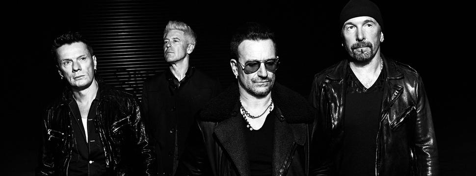 U2 RETURNS TO THE MTV EMA STAGE