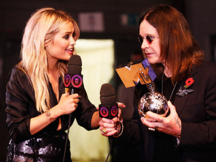 2014 MTV EMA Backstage Show
