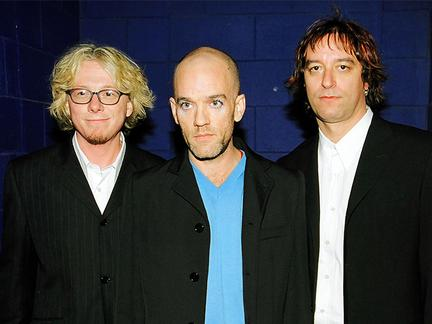 Exclusive REM Live Performance From 1998 MTV EMA