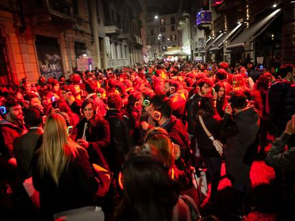 MTV Music Week Takes Over Milan