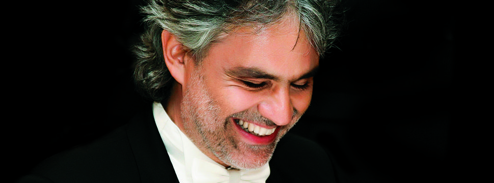 LEGENDARY ITALIAN TENOR ANDREA BOCELLI TO PERFORM AT THE 2015 MTV EMAS
