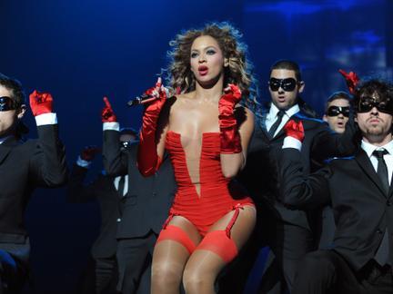 EMA #TBT: Beyoncé