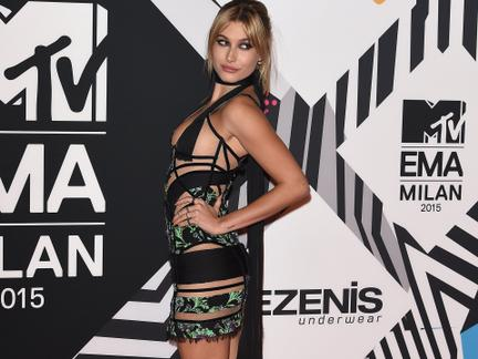 Celebs op de Red Carpet MTV EMA's 2015