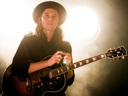 2015 MTV EMA Performers: James Bay