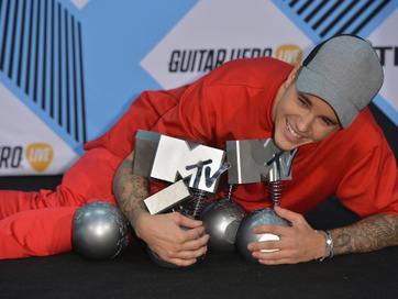 Also, wer war ein Gewinner bei den 2015 MTV EMAs?