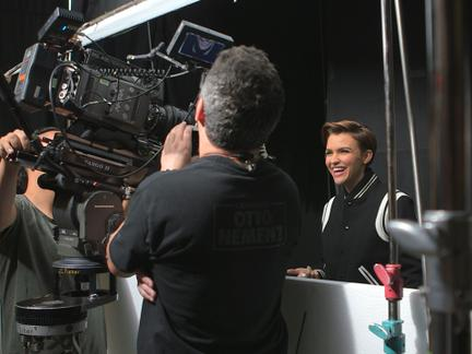 Exclusive! Behind the Scenes With Ruby Rose
