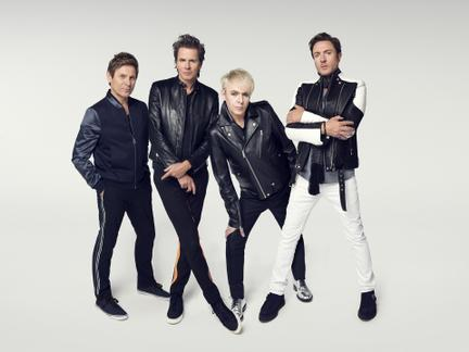 Duran Duran erhält den Video Visionary Award