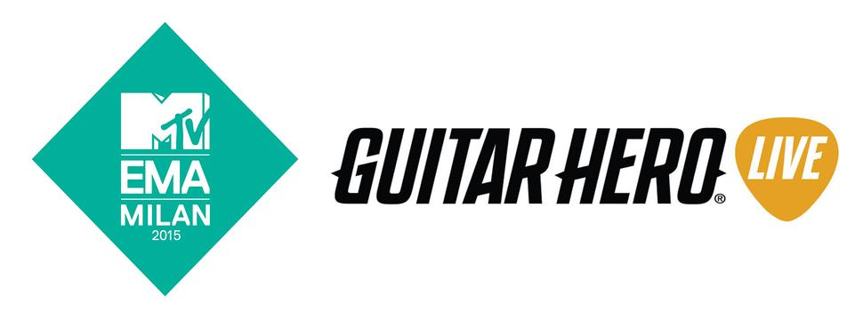 GUITAR HERO® LIVE PARTNERS WITH THE 2015 MTV EMA