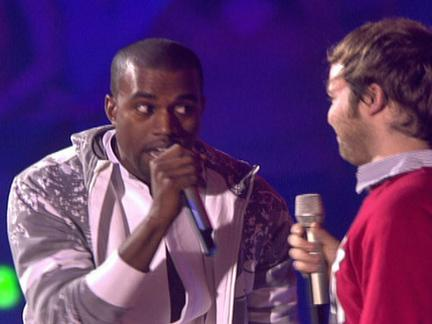 The 2006 EMA Was the Best Kanye Speech Interruption of All Time