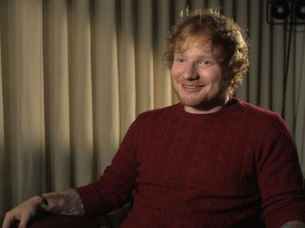 What Does Ed Sheeran Have To Say About Hosting The EMAs?
