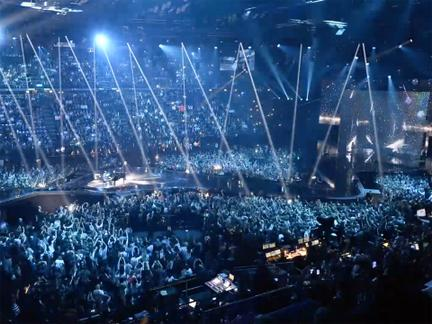 2015 MTV EMA in Fast-Forward!