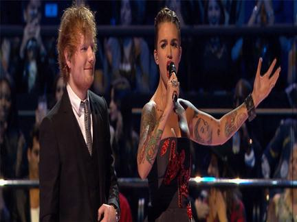 2015 MTV EMA: Ed & Ruby's Wildest Moments