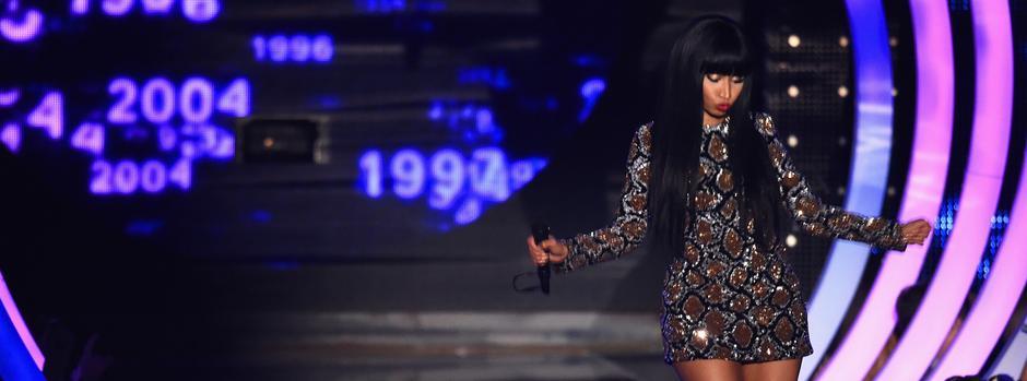 Nicki Minaj Looks Gallery Thumbnail