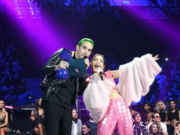 2016 MTV EMA - wręczający nagrody