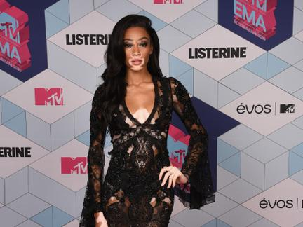 Celebs op de Red Carpet MTV EMA's 2016