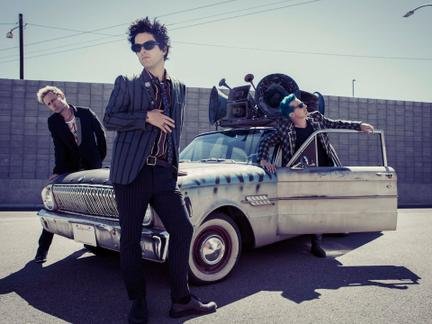 En The Global Icon Award-winnaar is: Green Day!