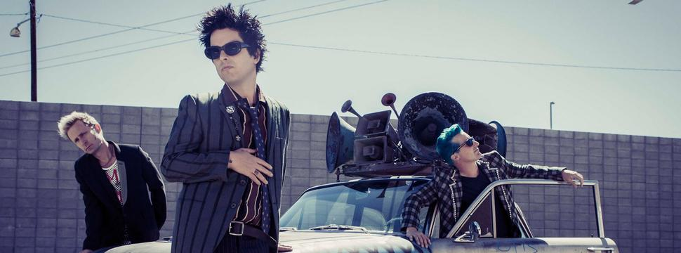GREEN DAY TO BE HONORED WITH THE GLOBAL ICON AWARD AT THE 2016 MTV EMAS