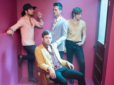 Kings of Leon gaat performen tijdens de MTV EMA!