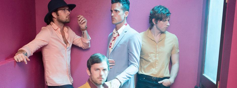 Kings of Leon Will Perform at the EMAs!