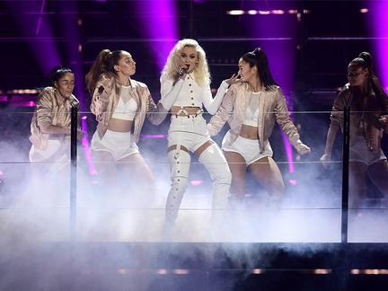 11 GIF degli MTV EMA per ogni situazione