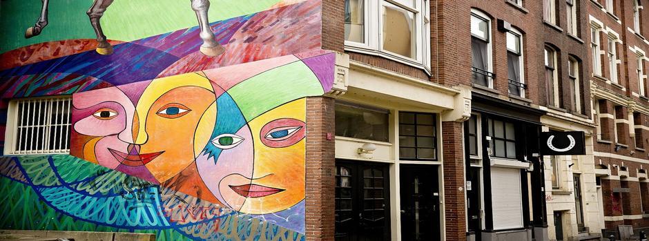 Rotterdam is Street Art Heaven