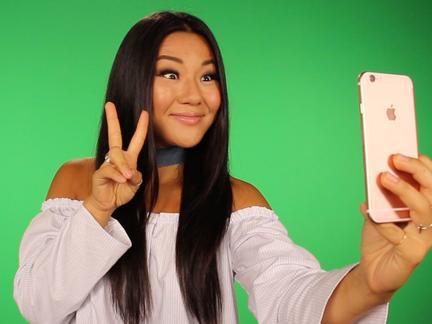 3 Schritte zum perfekten Selfie