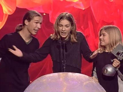#TBMTV EMA 1997 Rotterdam Winners...and their KIDS?!?