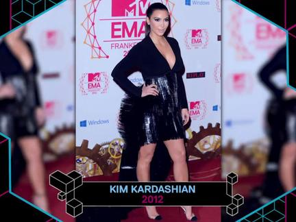 Ultimate EMA Red Carpet Round-up