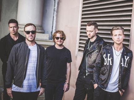 OneRepublic wird auf den EMAs auftreten!