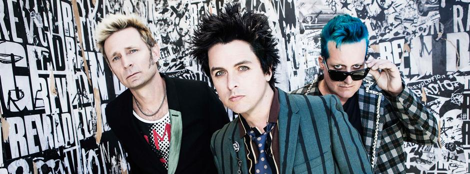 Green Day 'Still Breathing'!