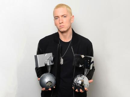 Happy birthday to 15-time EMA winner, Eminem!