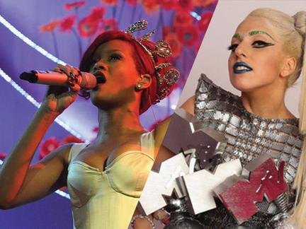 Monday Motivation: How Rihanna and Lady Gaga Made It to the Top