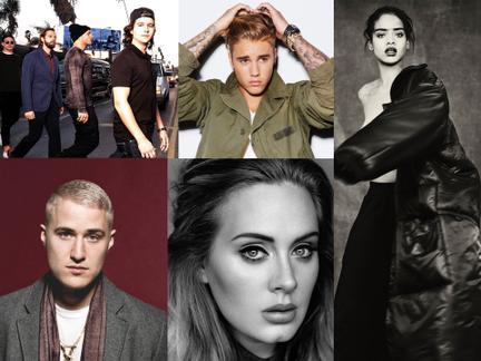 ¡La votación de los MTV EMA 2016 está oficialmente abierta!