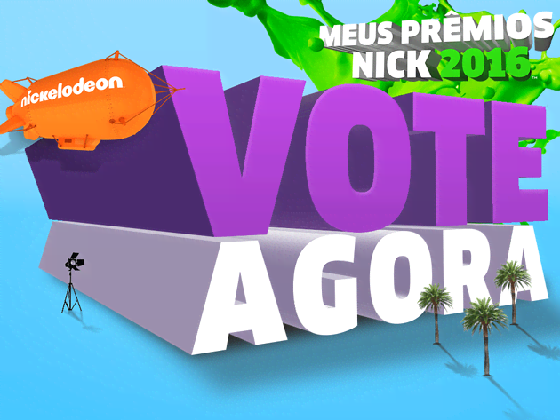 Vote agora no #MPN 2016!
