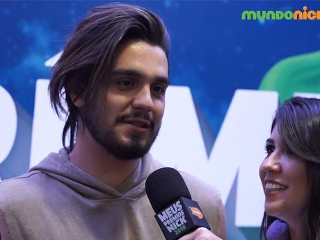 MPN 2016 - Entrevista com Luan Santana