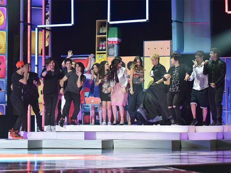 MPN 2016 - Xuxa e Os Youtubers