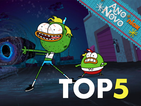 Breadwinners | Short | Top 5 de 2015