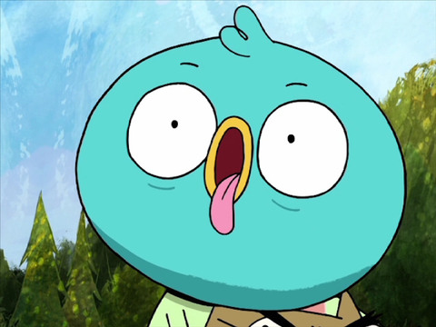 Harvey Beaks | Short | Parece Divertido