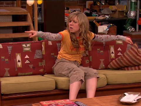 iCarly | Short | Pirraça