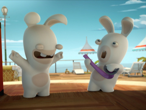 Rabbids | Short | Música