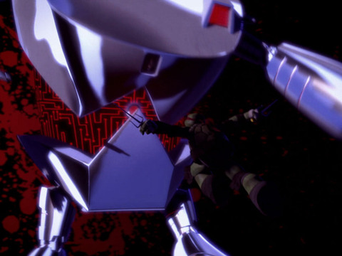 Tartarugas Ninja | Short | Derrotando o Robô