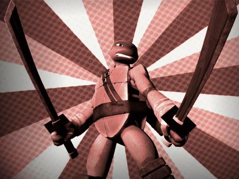 Tartarugas Ninja | Short | Tartarugas da Justiça