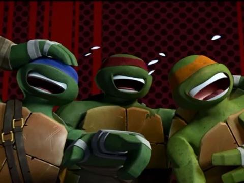 Tartarugas Ninja | Short | Tartarugas Falantes