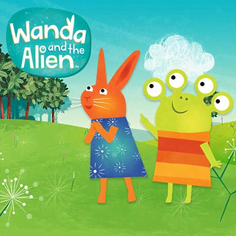 Wanda e o Alien
