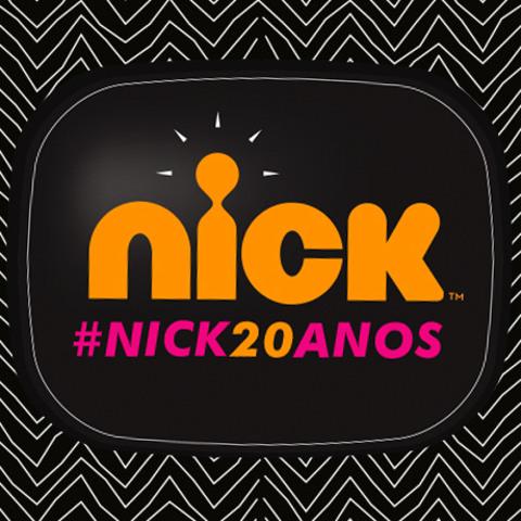 Nick Clássico 20 Anos