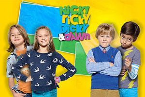 Nicky, Ricky, Dicky e Dawn