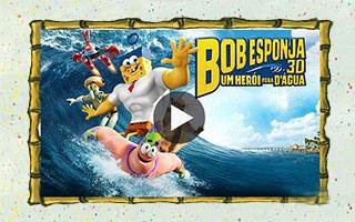 Verão Nick Bob Esponja 2015