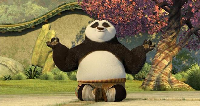 Novos episódios de Kung Fu Panda: segunda a sexta, às 18h30!